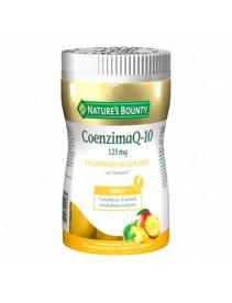 Nature's Bounty Coenzima Q 10 60 Gommose Masticabili
