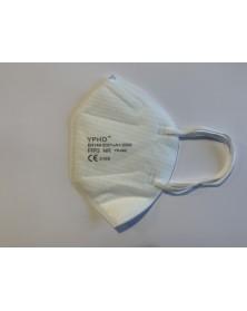 Mascherina FFP2 25 pezzi YPHD - DPI Certificata CE