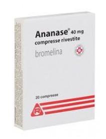 Ananase 40mg 20 Compresse Rivestite