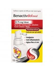 Benactivdolmed Spray 15ml