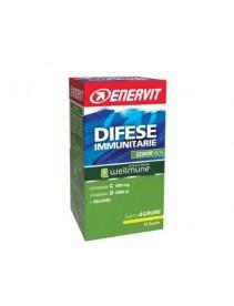 Enervit Difese Immunitarie Senior 60+12 Bustine
