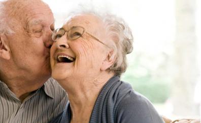 La pelle degli anziani