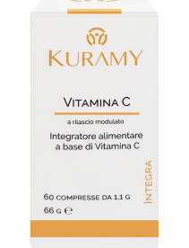 Kuramy Vitamina C 60 Compresse da 1G a Rilascio Modulato