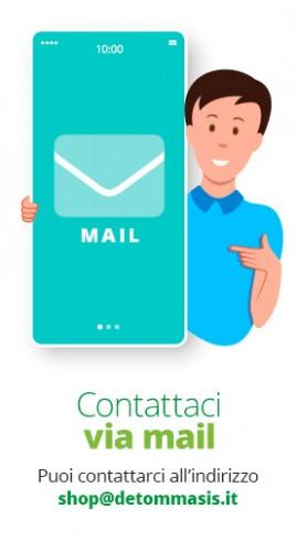 Contattaci via mail