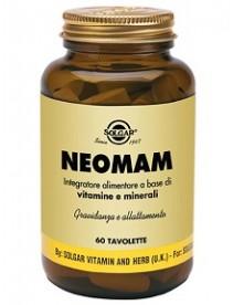 Solgar Neomam 120 Tavolette