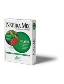 Aboca Natura Mix Vitalita 10 flaconcini 15g - supporto per la memoria
