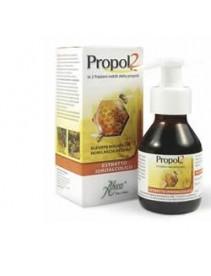 Aboca Propol2 Emf - Estratto Idroalcolico 65ml - per il  benessere della gola