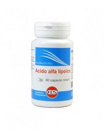 Acido Alfa Lipoico 60cps