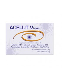 Acelut Vision 30cpr