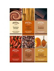 Cioccolato Latte S/z Tav 50g