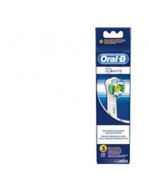 Oral-B Eb18/3 Probright - Testina di Ricambio per Rimuovere le Macchie
