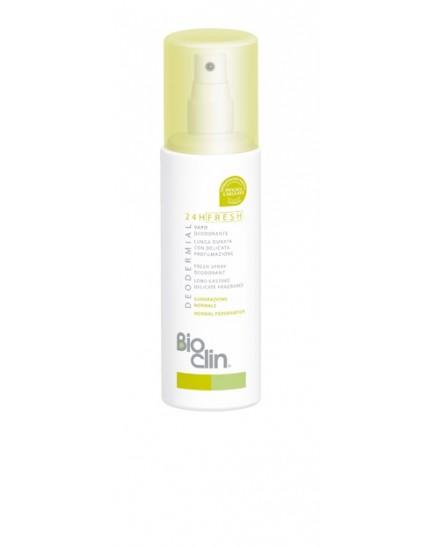 Bioclin Deodermial 24h Fresh Vaporizzatore - Deodorante