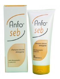 Anfo Seb Shampoo Doccia Detergente 200ml