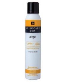Heliocare 360 Airgel 50 200 ml - prolunga l'abbronzatura