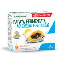 Body Spring Papaya Fermentata Magensio Potassio14 Bustine