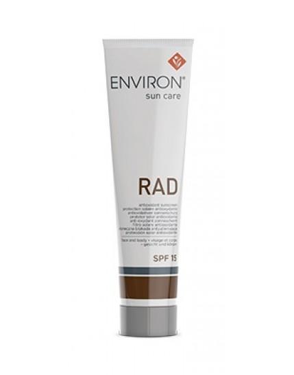 Environ Sun Care RAD Antioxidant Sunscreen Spf 15 100ml