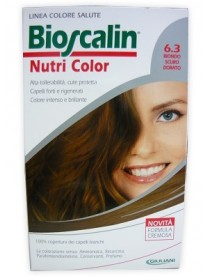 Bioscalin Nutricol 6.3 Biondo Sucro Dorato