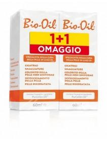 Bio Oil Olio Dermatologico Multifunzione 2x60ml
