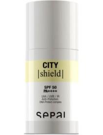 City Shield Crema Viso Spf50