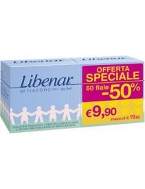 Libenar 60 Flaconcini Monodose 5ml