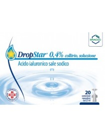 Dropstar Collirio 20 Flacone 0,5ml