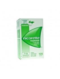 Nicorette*105gomme Mast 2mg Me