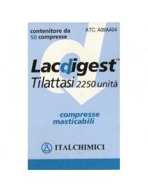 Lacdigest 50 Compresse Masticabili 2250 unità