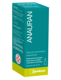 Anauran Gocce AuricolariFlacone 25ml