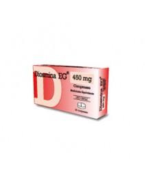 Diosmina Eg*30cpr 450mg