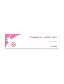 Ictammolo Afom*10% Ung 30g