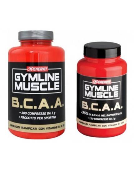 Gymline Muscle Bcaa 300+120 Capsule