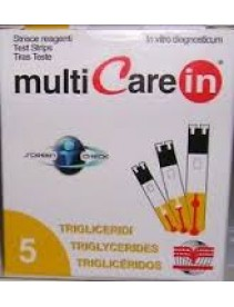 Multicare In Trigliceridi 5str