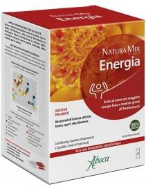 Aboca Natura Mix Advanced Energia 20 Bustine