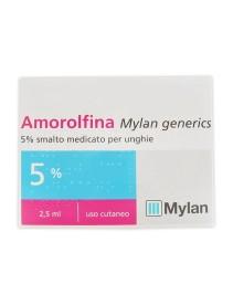 Amorolfina Mylan Smalto 2,5ml 5%