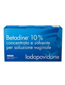 Betadine*soluz Vag 5fl+5f+5can