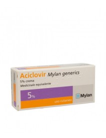 Aciclovir Mylan crema 3g 5%