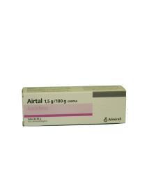 Airtal crema 50g 1,5g/100g