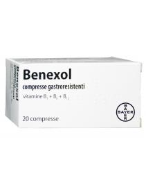 Benexol 20Compresse Gastroresistenti