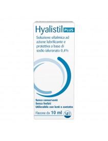 Hyalistil*0,2% Coll Fl 5ml