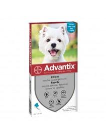 Advantix Spot-On 1ml 4-10Kg 1 Pipetta