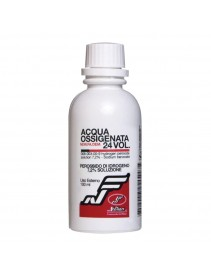 Acqua Ossigenata 24 Volumi 100ml