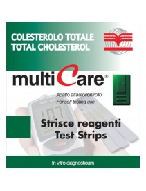 Multicare Colesterolo 10str