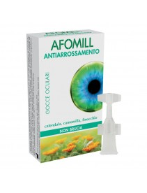 Afomill Anti Arrossamento 10 flaconcini 0,5ml