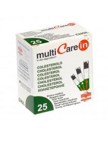 Multicare In Colesterolo 25str