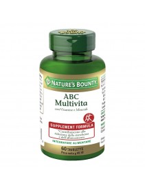 NATURE'S B.ABC Multivita 60Tav