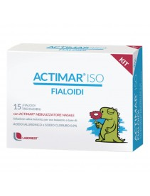 ACTIMAR ISO Kit 15fl+Neb.