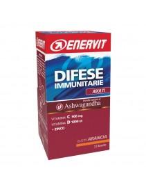 Enervit Difese Immunitarie Adulti 12 Bustine